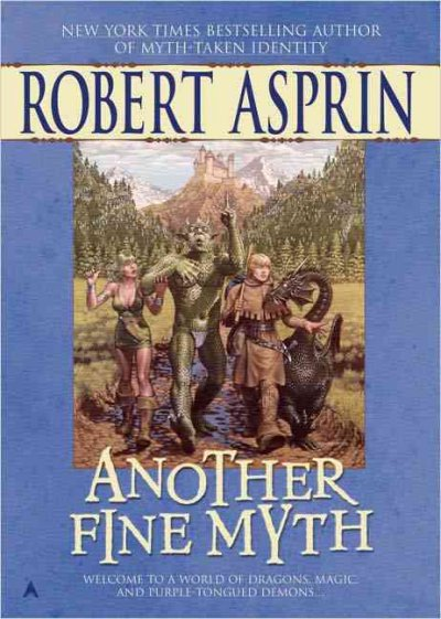 Robert Asprin's Myth Adventures Series Is Joyous Dad-Joke Fantasy