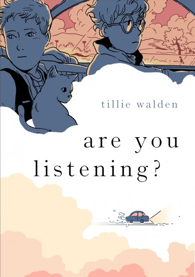 2 Women And A Magical Cat Hit The Road In 'Are You Listening?'