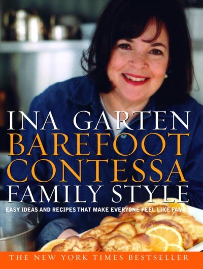 The Barefoot Contessa recipes: 'the barefoot contessa' series : npr
