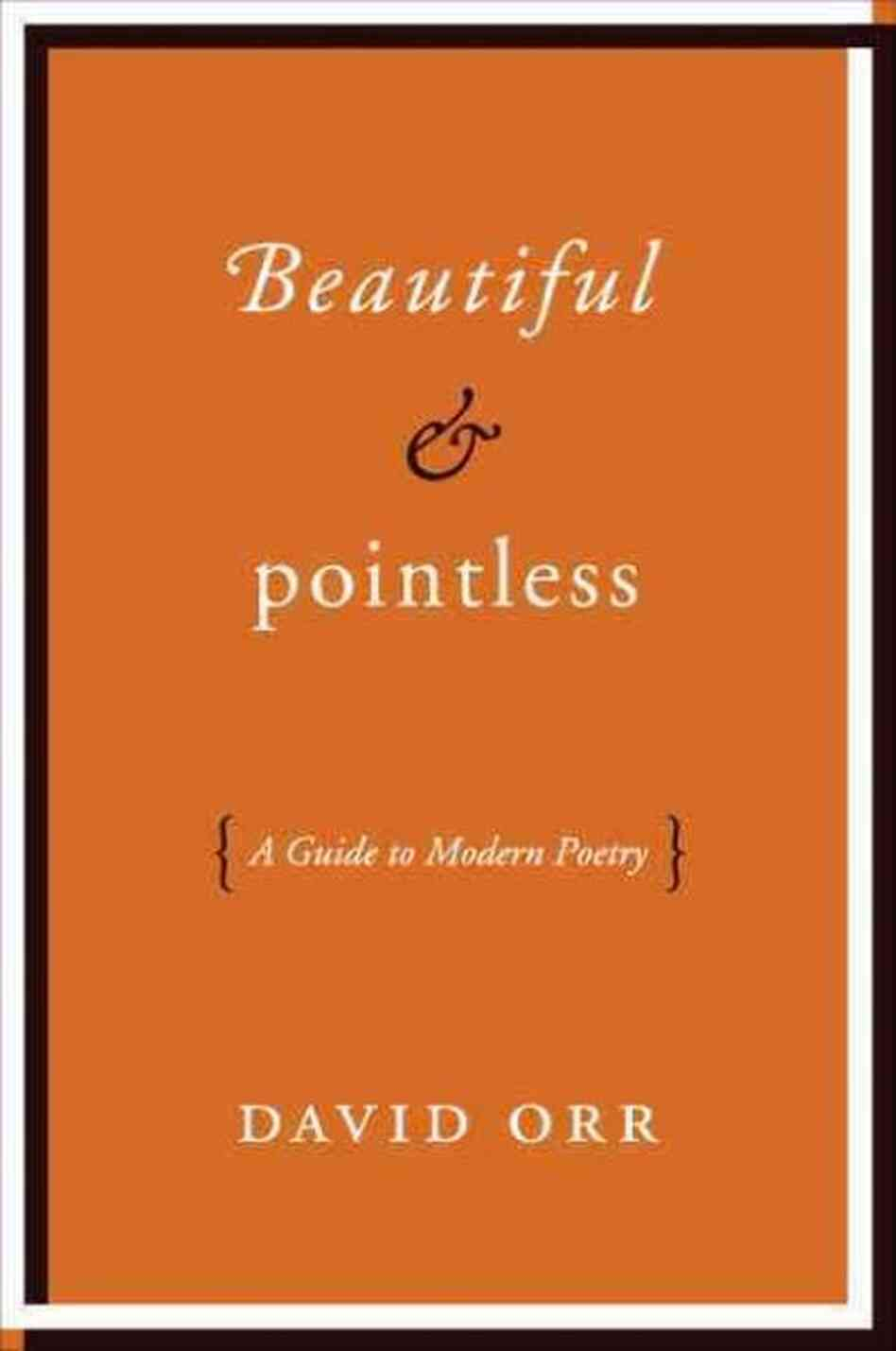 Beautiful Poetry Book Covers : Beautiful pointless npr