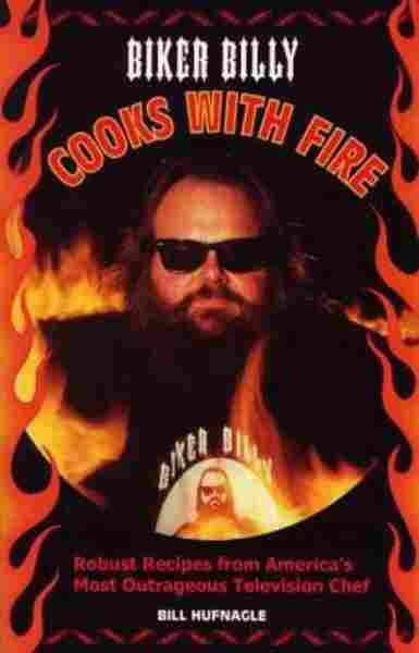 Biker Billy Cooks With Fire