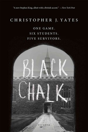 Review Black Chalk By Christopher Yates Npr