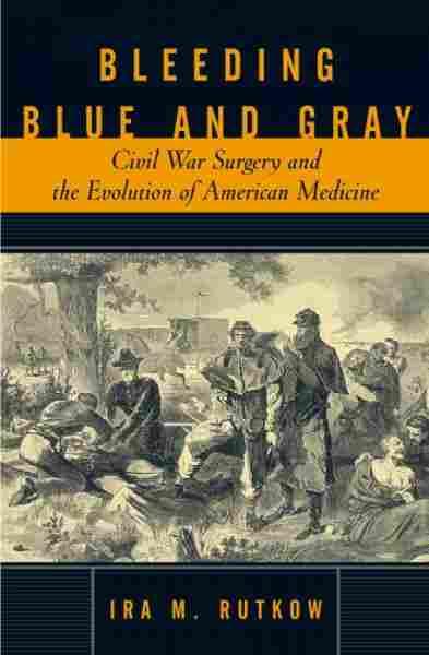 Bleeding Blue And Gray