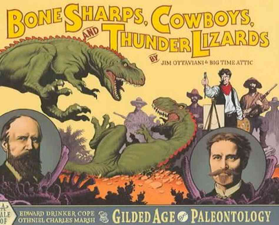 Bone Sharps, Cowboys, And Thunder Lizards