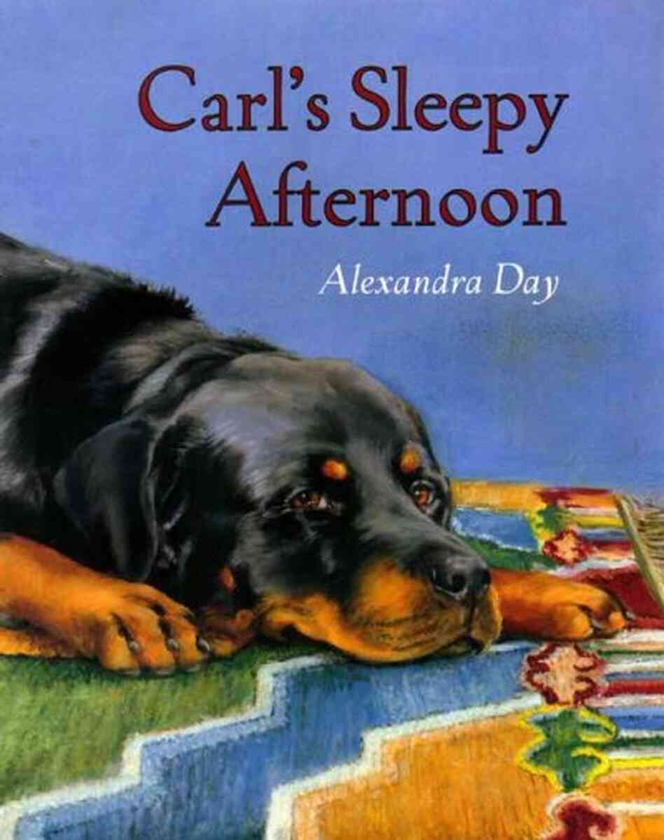 Carl's Sleepy Afternoon