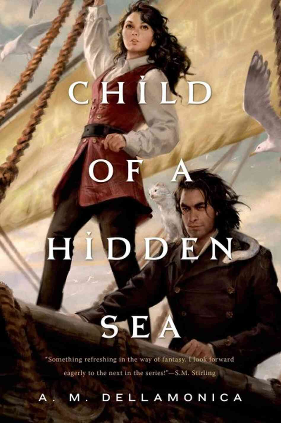 Alyx Dellamonica: Five Things I Learned Writing Child Of A Hidden Sea