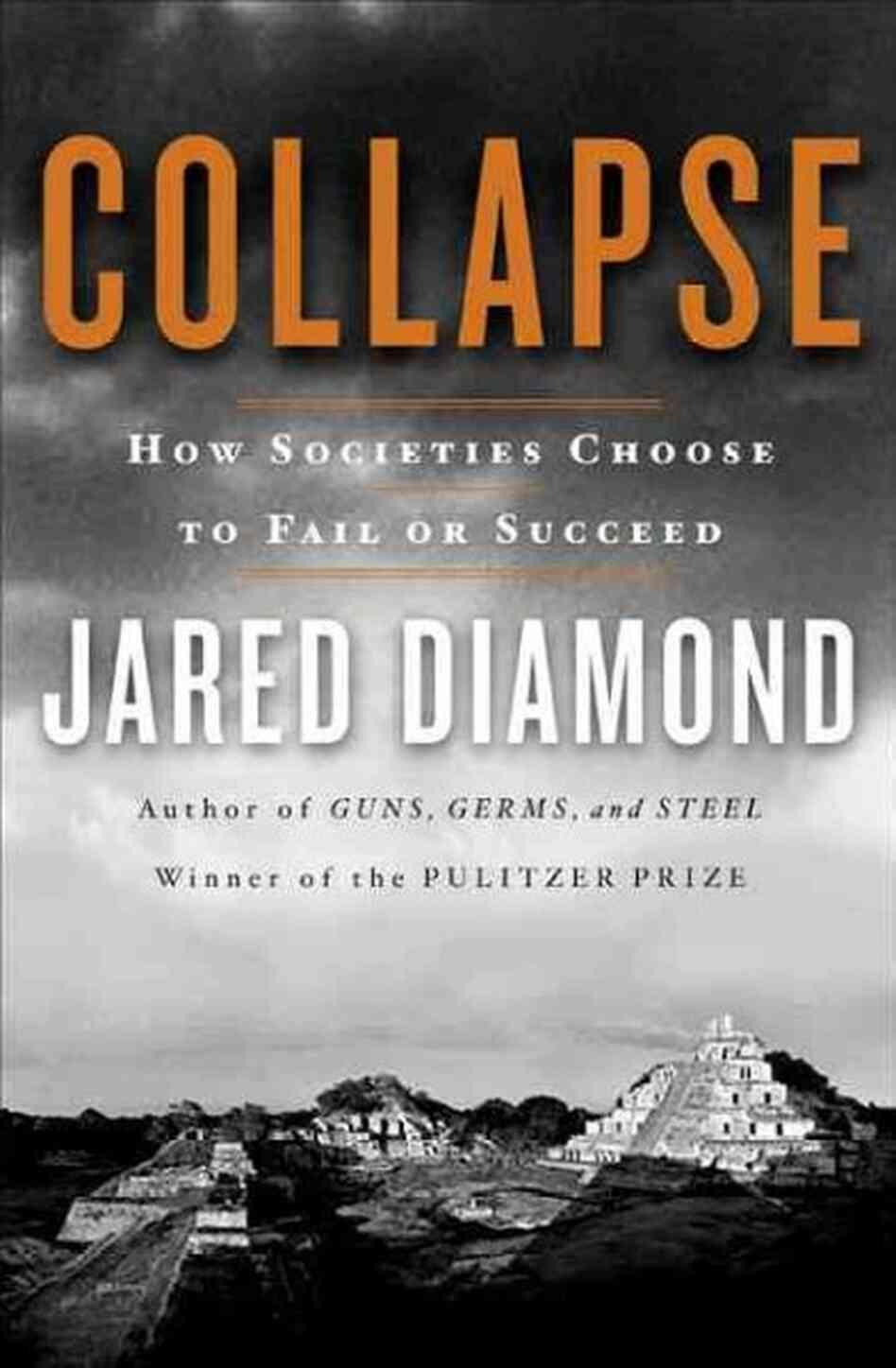 jared diamonds thesis in collapse The myth of easter island's ecocide best popularised by jared diamond in his 2005 book 'collapse' diamond's thesis is that the island's original.