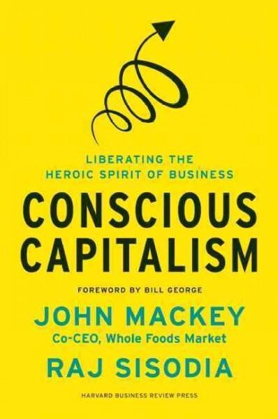 conscious capitalism john mackey pdf