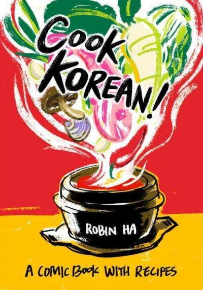 Learn to make korean food with a charming graphic cookbook the cook korean forumfinder Gallery