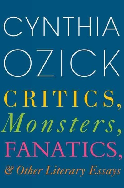 the things that critics and various essays