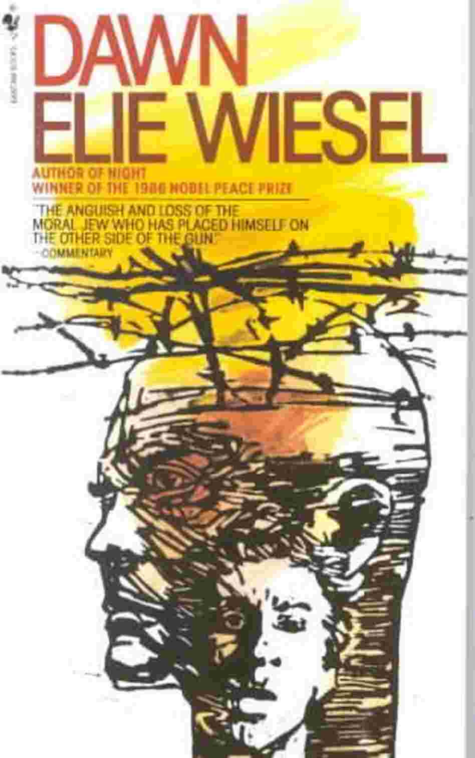 the theme of terrorism in dawn by elie wiesel