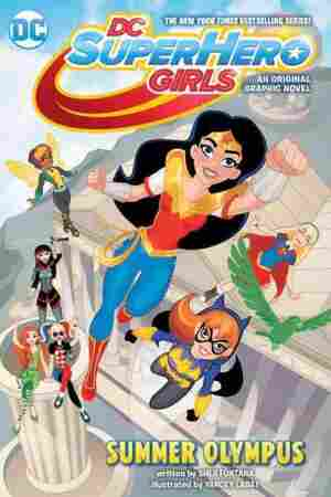 DC Super Hero Girls 3