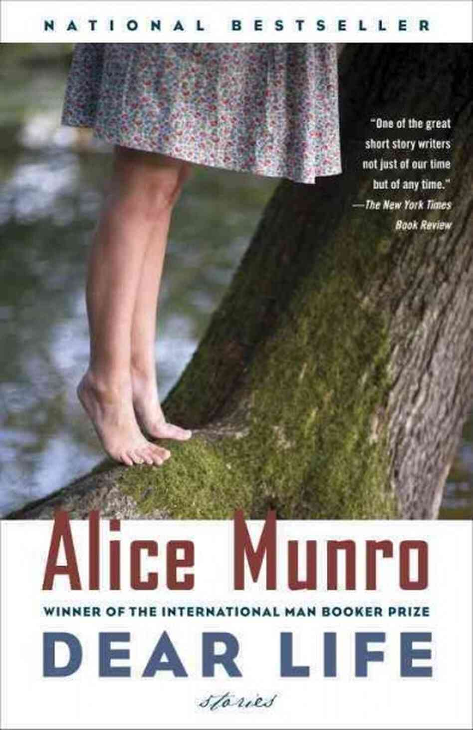 Alice munros short stories and landscape