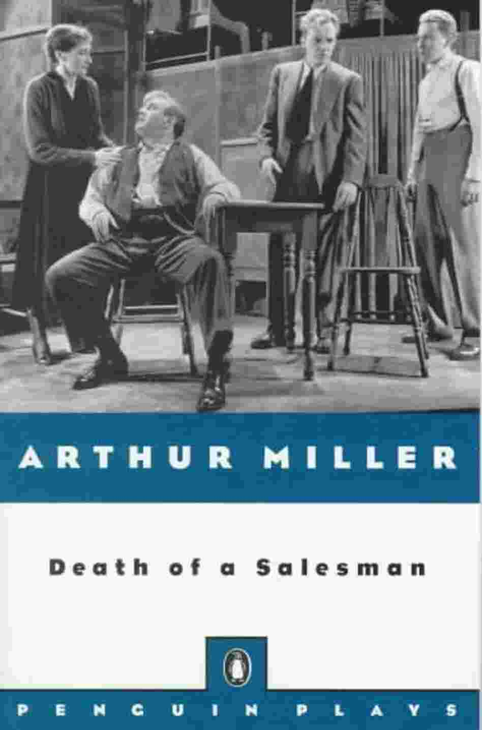 An analysis of misfortunes in death of a salesman by arthur miller