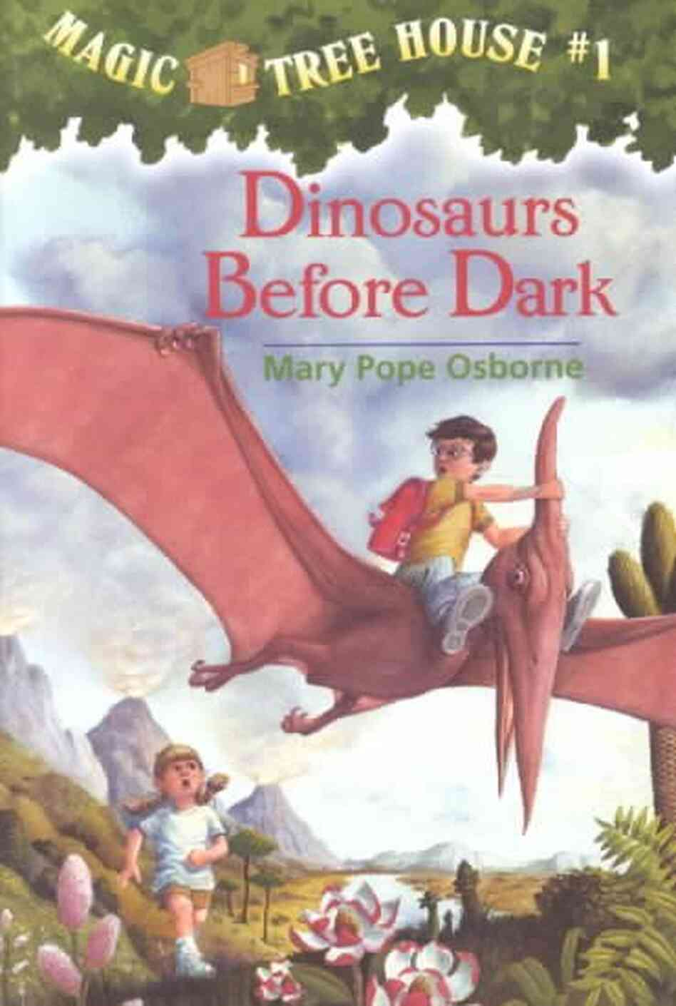 Dinosaurs Before Dark