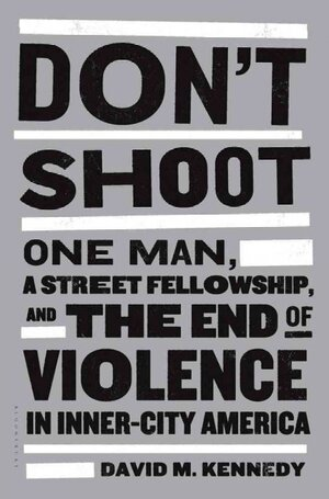 David Kennedy Dont Shoot A Journey To End Gang Violence NPR