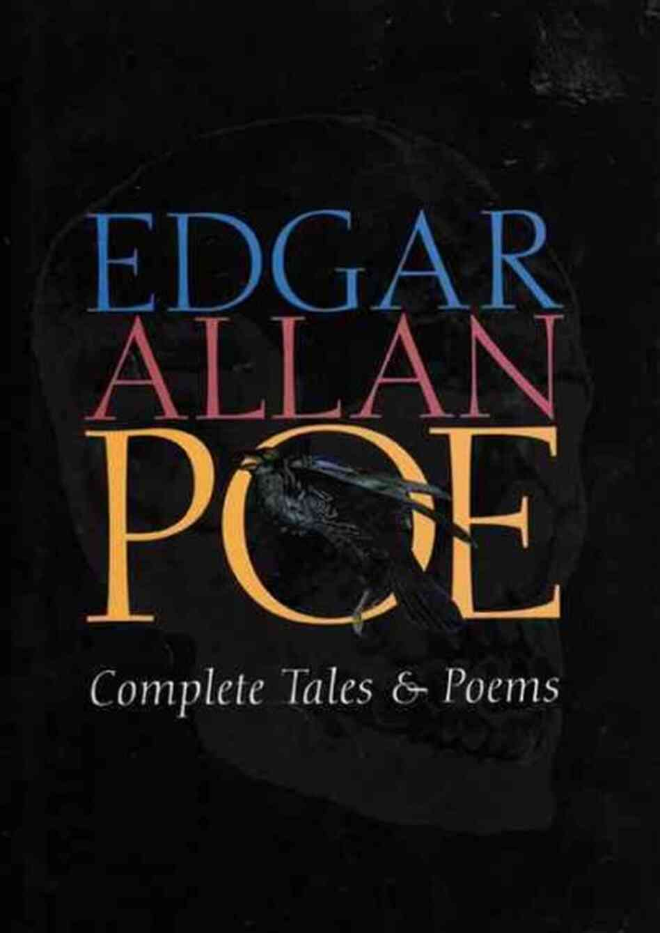 Poetry Book Cover Names ~ Book review the complete tales and poems of edgar allan