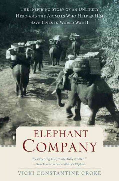 Image result for elephant company book cover