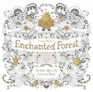 Interview Johanna Basford Author Of Secret Garden And Enchanted