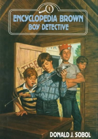 Years After the Moynihan Report  Examining the Black Family in     Encyclopedia Brown Cracks the Case