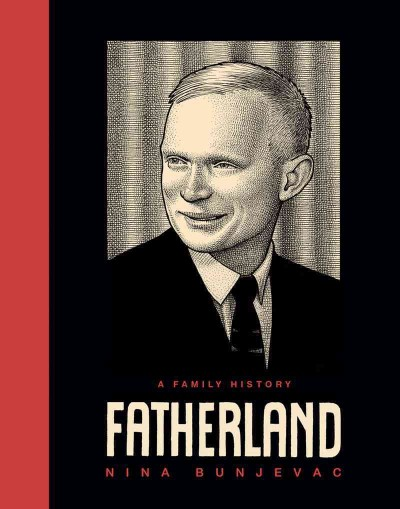 In 'Fatherland,' A Daughter Outlines Her Dad's Radicalization