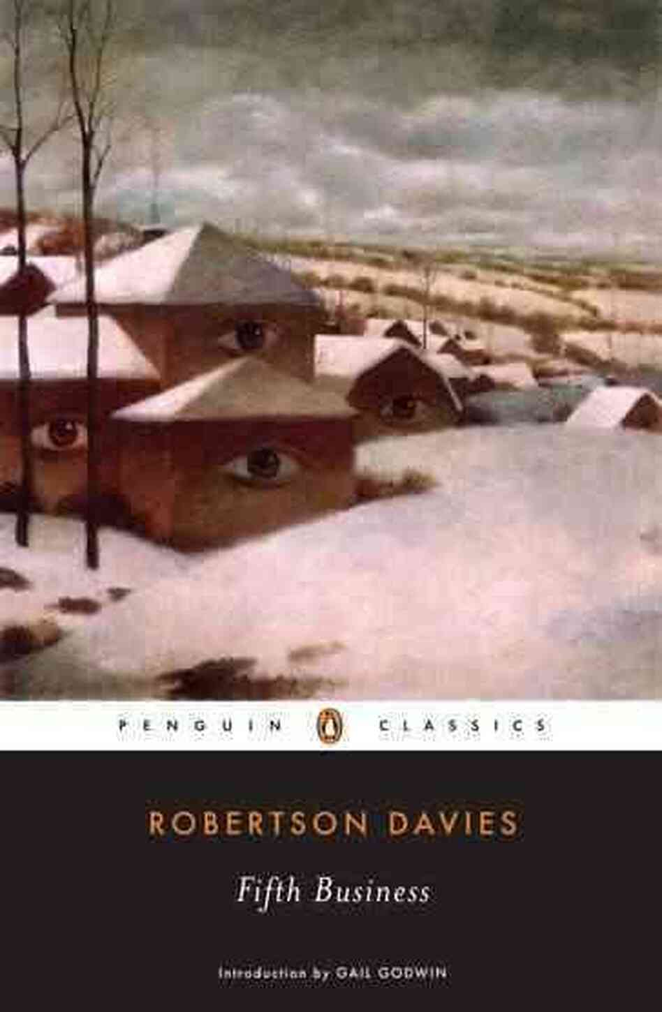 an analysis of characters in the novel fifth business by robertson davies Robertson davies is known primarily as a novelist his most highly acclaimed novels form the deptford trilogy: fifth business (1970), the manticore (1972), and world of wonders (1975) these three.