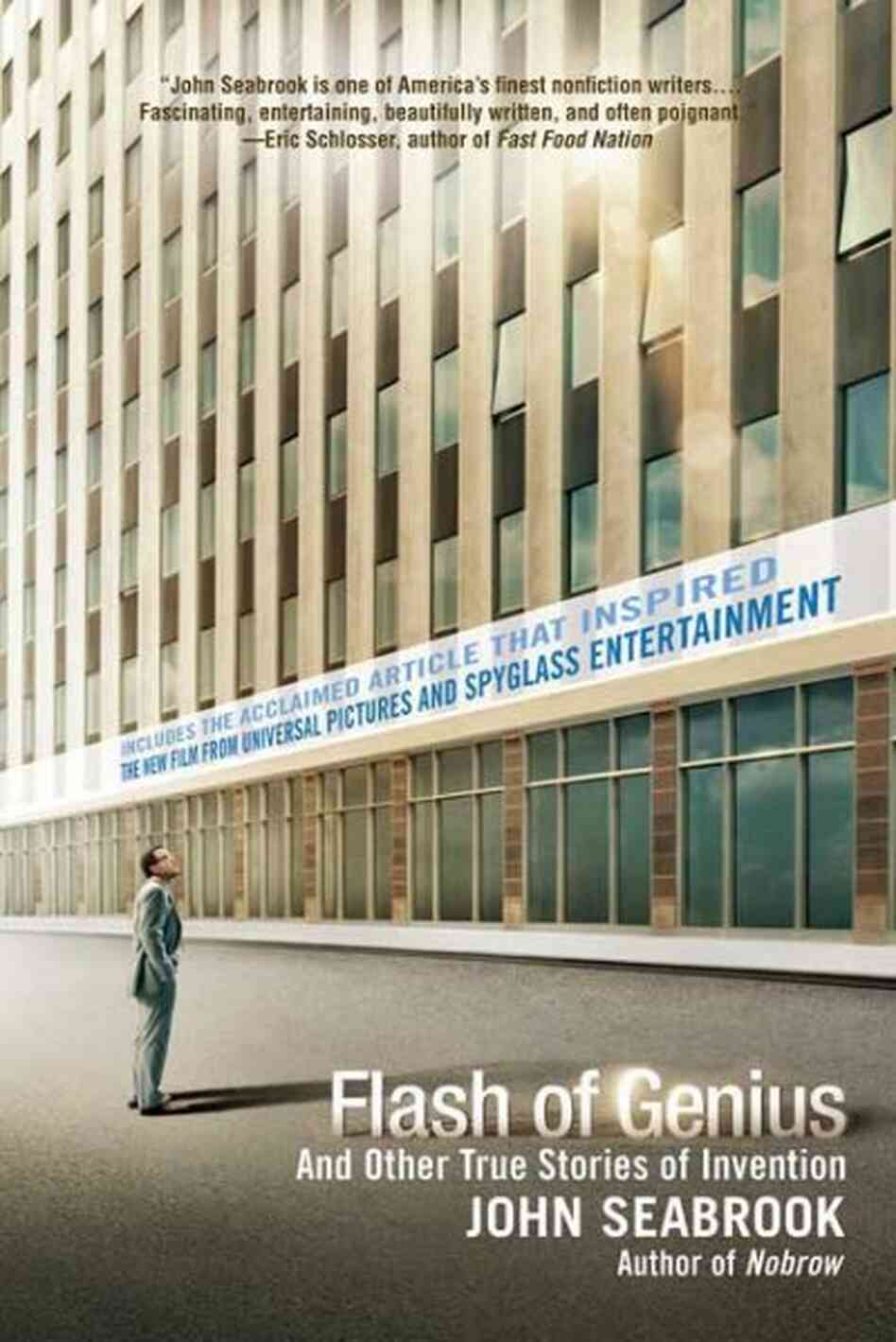 flash of genius Reviewed by brian orndorf behold, the sordid, twisted tale of the intermittent windshield wiper while a kindly underdog story, flash of genius is digging pretty low for a concept that could sustain the inspirational cinema treatment, and the picture shows unmistakable .