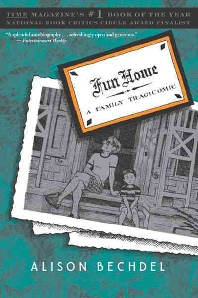 Image result for fun home book cover