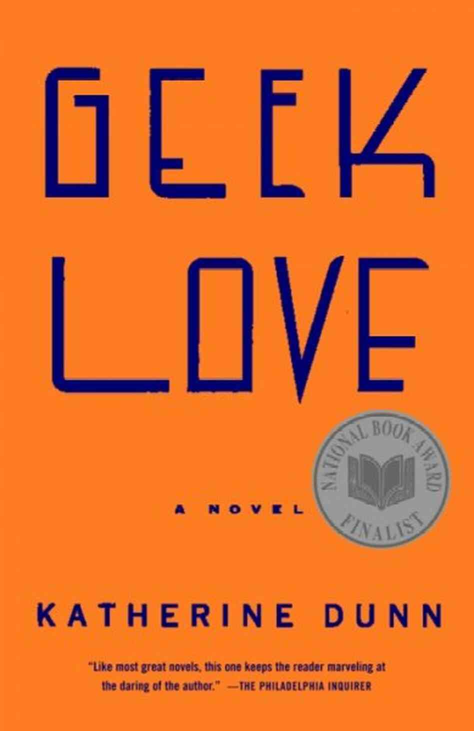 geek love book review new york times