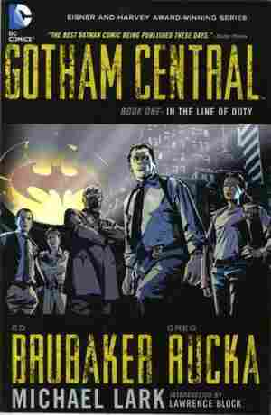 Gotham Central 1