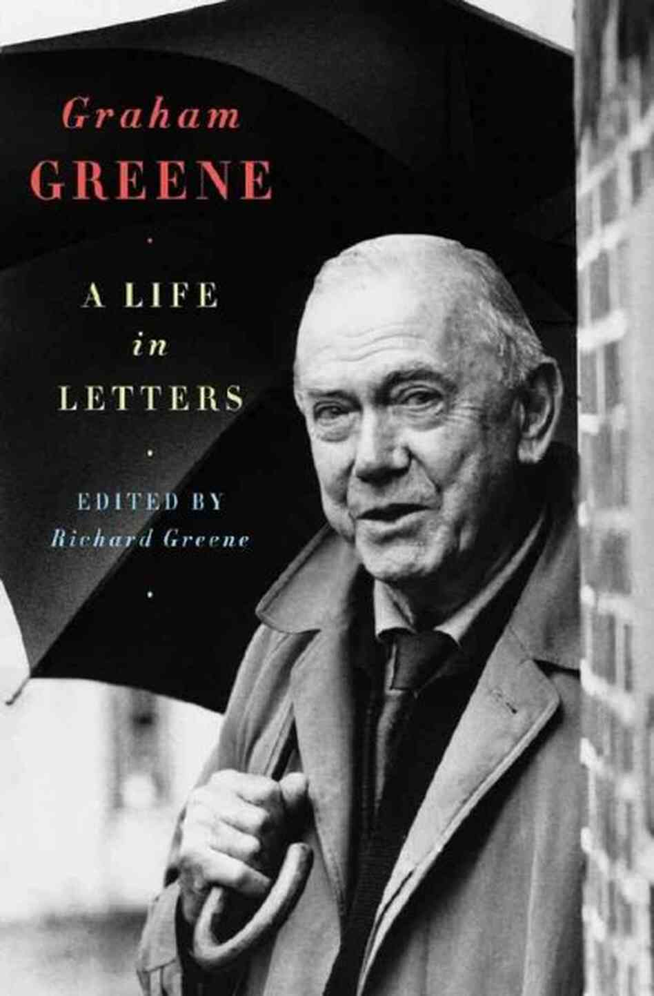 i spy by graham green I believe that is why, some years ago, i was drawn to the literary spy  spies  figure prominently in several graham greene novels (usually in.