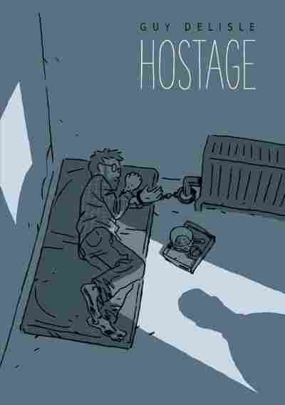 Guy Delisle's graphic memoir Hostage chronicles the ordeal of Christophe Andre, who was captured and detained for months in 1997 while working in the Caucasas region.