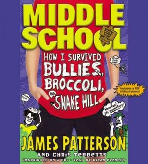 Interview James Patterson Author Of Middle School Npr