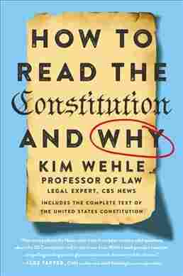 How to Read the Constitution - and Why