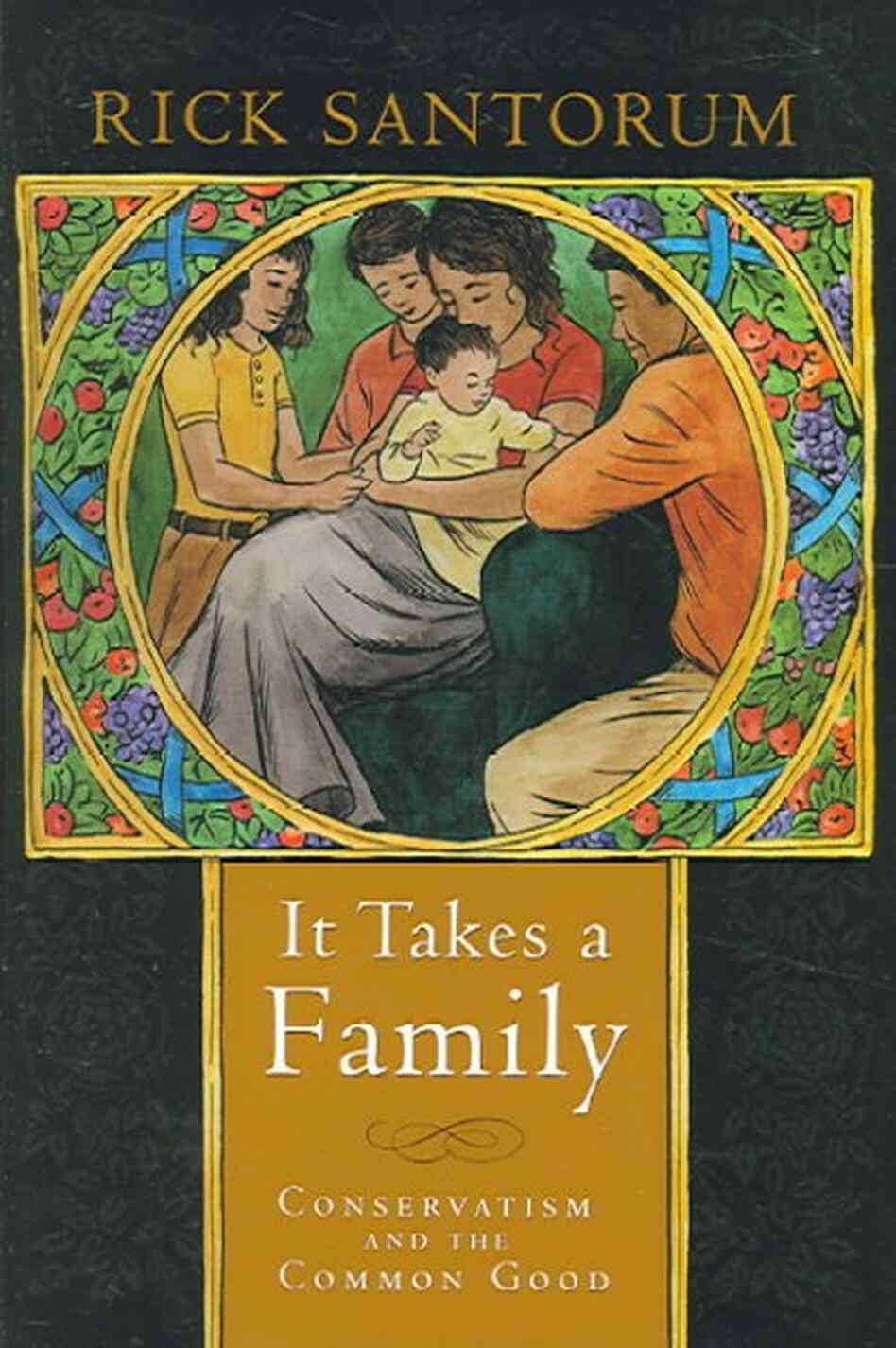 It Takes A Family