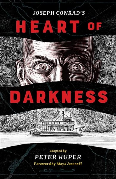Graphic Adaptation Of 'Heart Of Darkness' Takes On Canonical Racism, Artfully