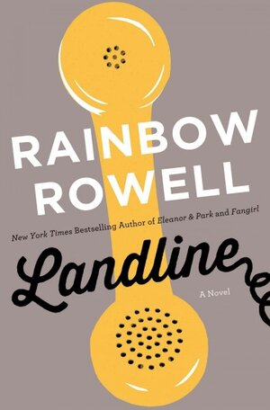 Book Review Landline By Rainbow Rowell Npr