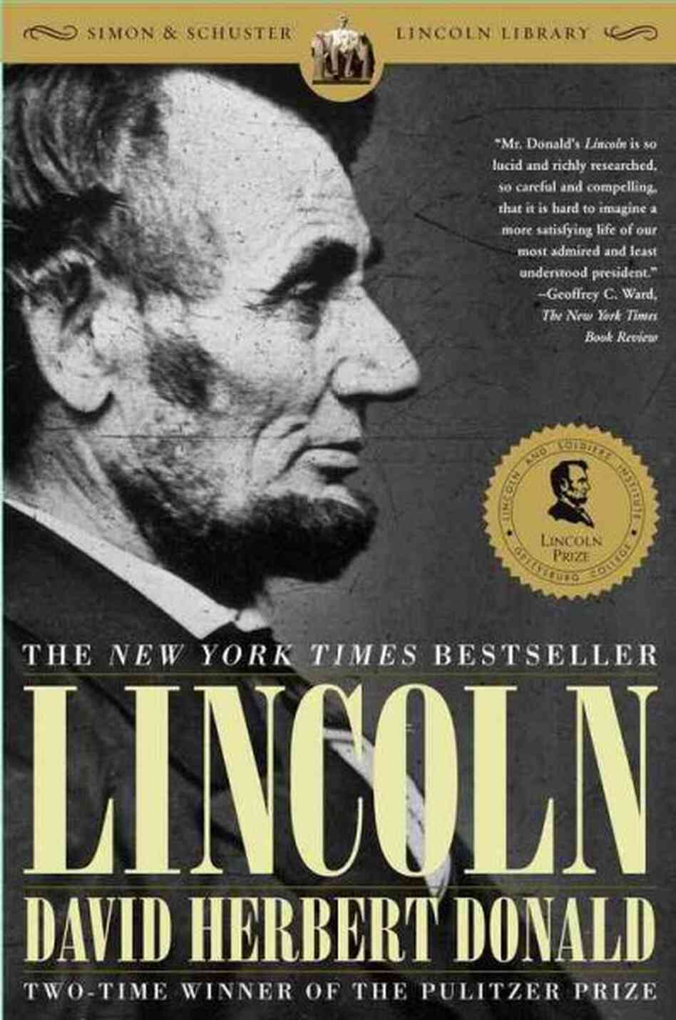 Book Cover Biography : Best books and surprising insights on lincoln npr