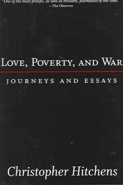love poverty and war journeys and essays epub Homework assistance love poverty and war journeys and essays epub ways to improve your essay writing citing online sources within a.