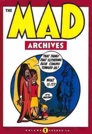 Mad Archives 1