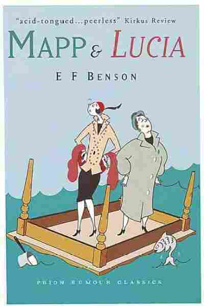 Mapp & Lucia Prion Humour Class