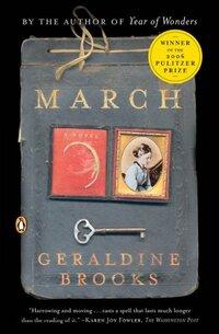 Geraldine Brooks' Civil War 'March' : NPR