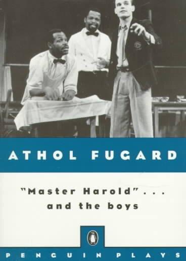 an analysis of south africas apartheid system in master harold and the boys Athol fugard's master harold & the boys transformation of south africa from an apartheid society to a new part v: post-independence africa.