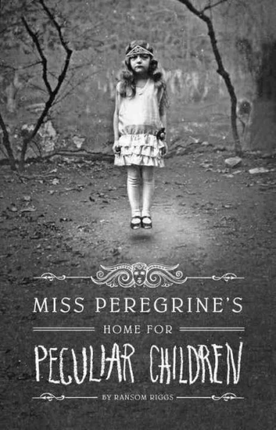 Miss Peregrine S Home For Peculiar Children Colouring
