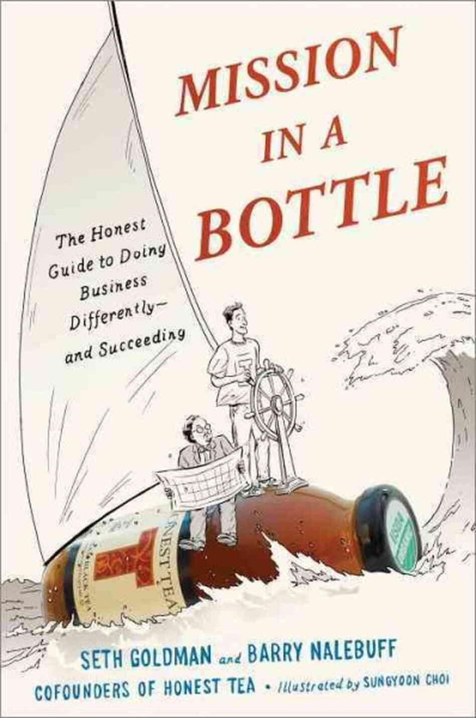 Mission in a Bottle