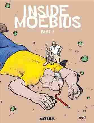 Moebius Library Inside Moebius 1