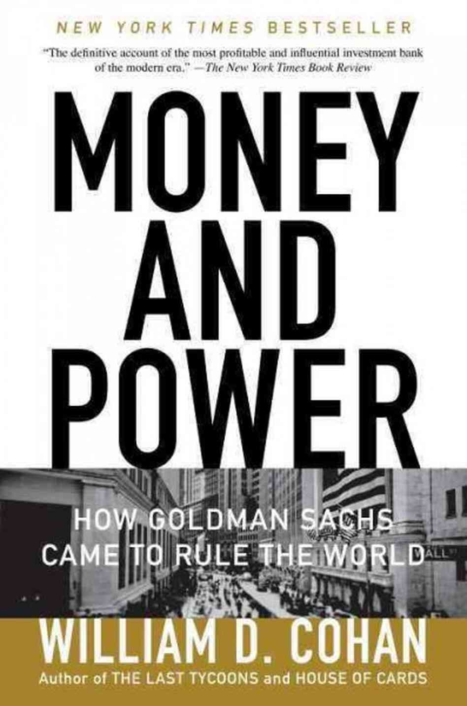 money and power Money and power has 69 ratings and 10 reviews tim said: ellul's money and power is just as powerful as i remembered it to be he calls for individual ac.