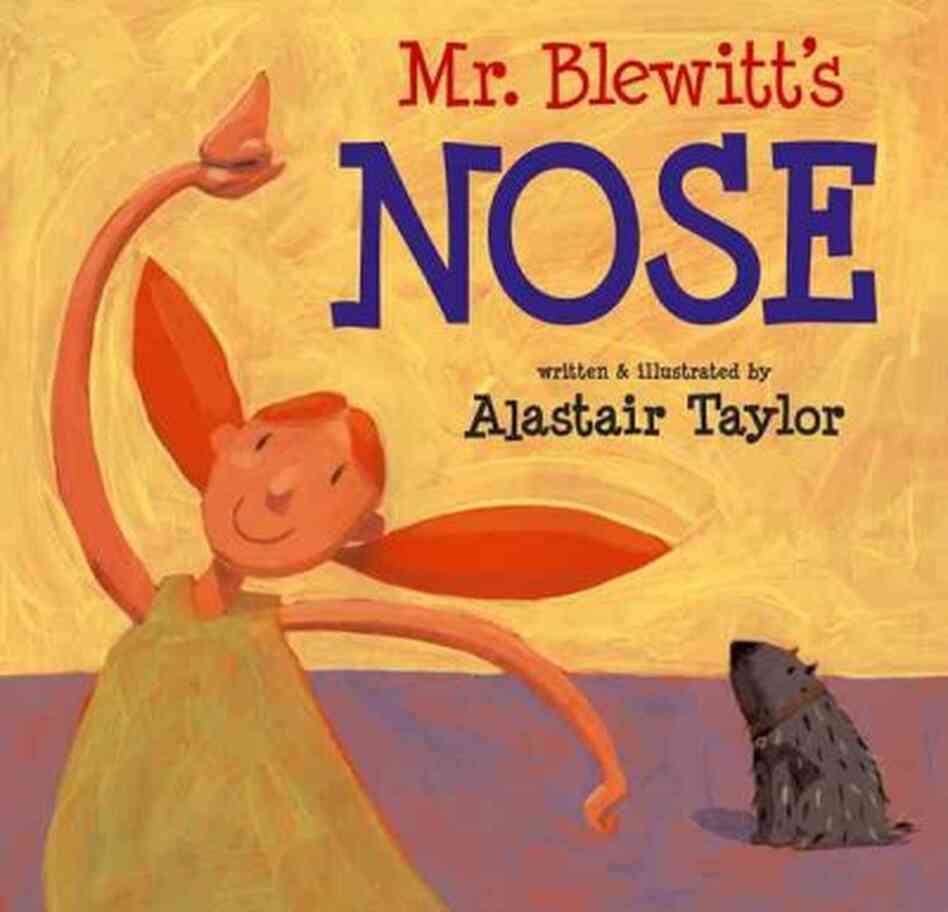 Mr. Blewitt's Nose