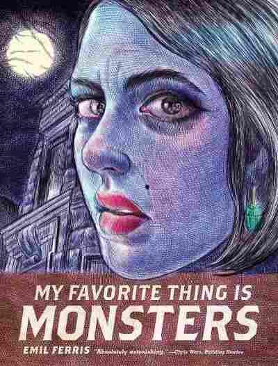 My Favorite Thing Is Monsters 1