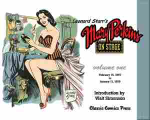 Mary Perkins, On Stage, by Leonard Starr